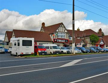 Murphys Law Pub and Campsite in Papakura,  South Auckland