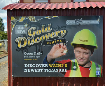 Gold Discovery Centre